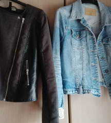 Dvije proljetno/ jesenske jaknice