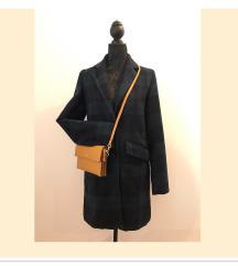 Bershka kaput / jakna ravnog kroja,34-36