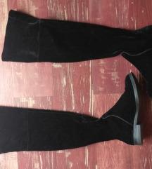 Plišane Bershka sock boots 37/38