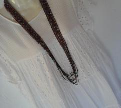 Zara bijela haljina