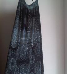 Duga haljina univerzalne veličine