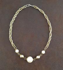 Vintage zlatna ogrlica