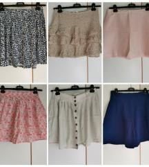 Lot ljetnih suknjica