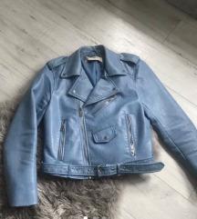 Zara plava jakna