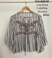 Boho bluza