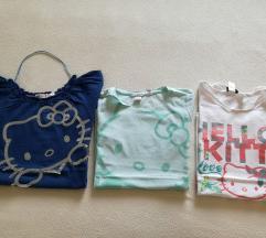 H&M majice Hello kitty vel. XS