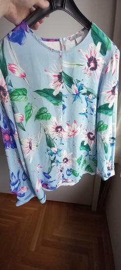 H&M košulja bluza dugi rukav 36