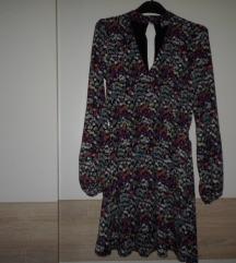 H&M haljina cvjetni dezen vel.38