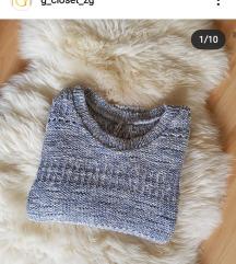 STRADIVARIUS pleteni pulover
