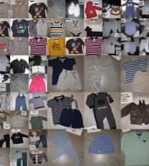Odjeca za bebe/decke 56-62-68-74-80-86