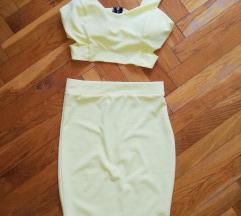 Suknja i top