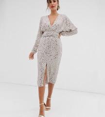 NOVA Asos haljina dugih rukava