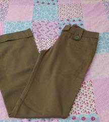 H&m široke hlače 34