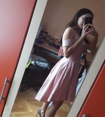 Chi Chi London roza haljina - novo s etiketom