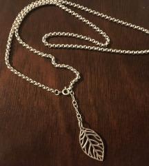 Ogrlica srebro 925