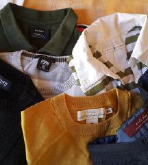 Lot moderne muške odjeće  S