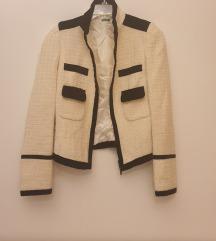 Benetton bukle jakna s puf rukavima