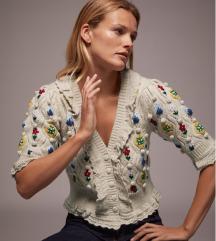 Zara hit pulover S ETIKETOM