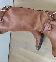 Pepe Jeans konjak cizme