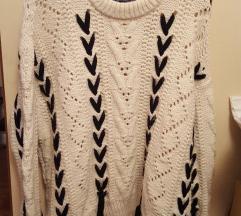 Zar novi pulover vel.S