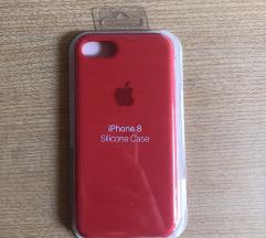 iPhone 7 ili 8 maskica crvene boje