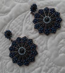 Modre naušnice