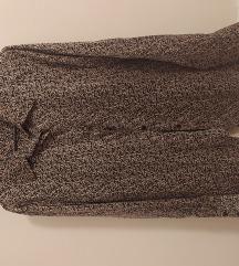 Retro svilena haljina