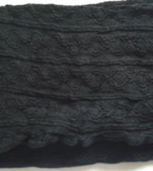 Crne reljefne hulahopke