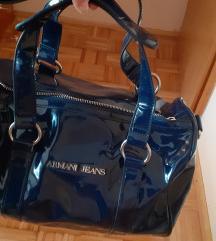 Armani jeans pvc torba
