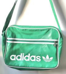 Adidas kozna torba na jedno rame