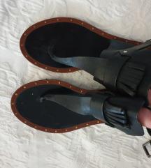 Zara sandale japanke br.39 kao nove