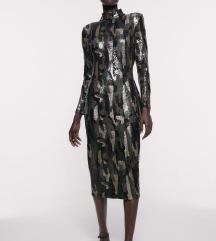 Zara Camuflage Dress