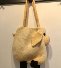 Piggy filcana torba