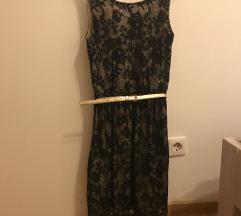 S. Oliver čipkasta haljina