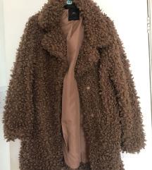 Zara teddy coat