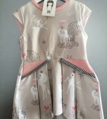 Ljubav jednoroga haljina