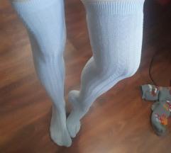 Sive carape iznad koljena