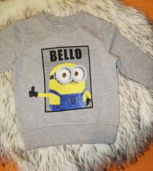 C&a Minions sweatshirt