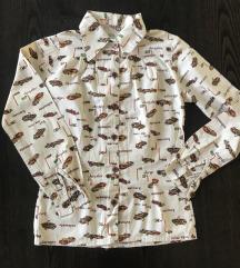 Vintage bluza m