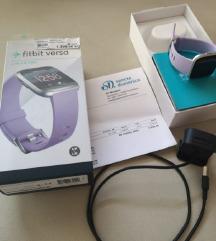 Fitbit Versa Lite Lilac / Silver