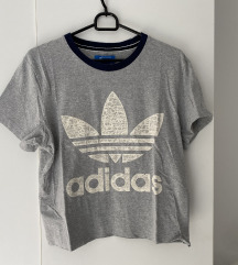 Adidas siva majica
