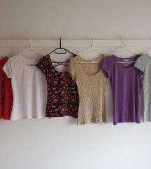 H&M, NY, Terranova majice po 20 i 25 kn