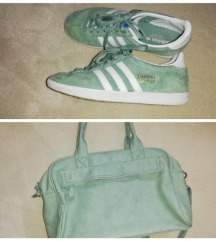 Lot- adidas gazelle + torbica