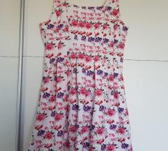 Nova cvjetna haljina