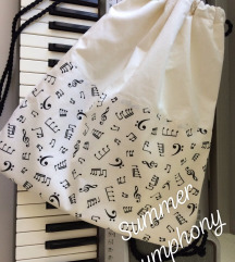 Backpack Summer symphony