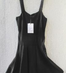 Tara Jarmon mala crna haljina S