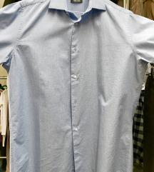 Muška svijetlo plava Galileo košulja regular fit