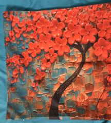 Ukrasna jastučnica - cvjetovi