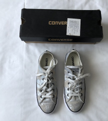 Original Converse tenisice Silver/mouse, vel. 36.5