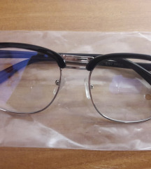 Naočale bez dioptrije - novo